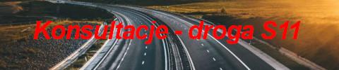 Konsultacje społeczne w sprawie przebiegu drogi S11