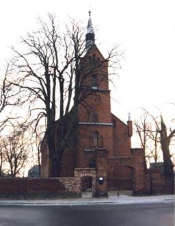 Kościół p.w. św. Barbary