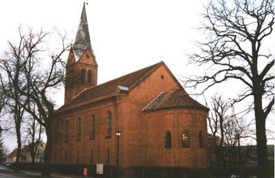 Kościół p.w. św. Andrzeja Boboli