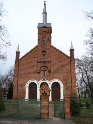 Kościół w Sokołowie Budzyńskim